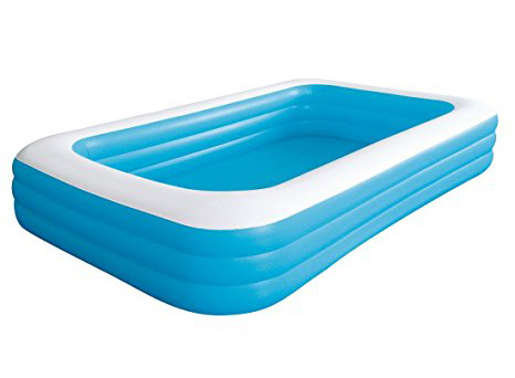 Jilong Giant Inflatable Kiddie Pool Review