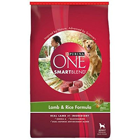 Purina ONE SmartBlend Lamb & Rice Formula Dry Dog Food Review