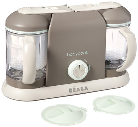 BEABA Babycook Pro2 Latte Mint Review