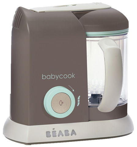 BEABA Babycook Latte Mint Review<