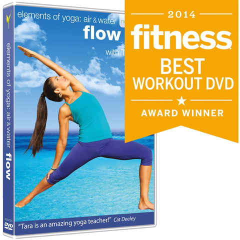 Tara Lee  Flow Yoga Dvd Review