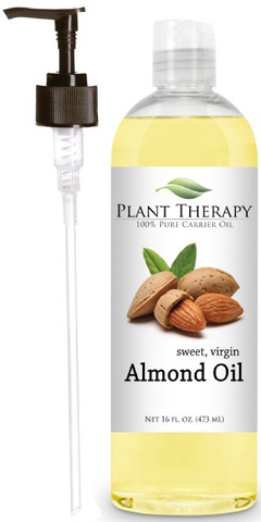 Plant Therapy Sweet Almond Carrier Oil Review