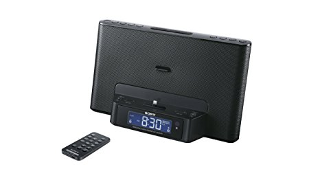 Sony ICFCS15IPN Lightning iPhone/iPod Clock Radio Dock Review