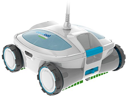 Aquabot ABREEZ4 X-Large Breeze with Scrubbers Robotic Pool Cleaner Review