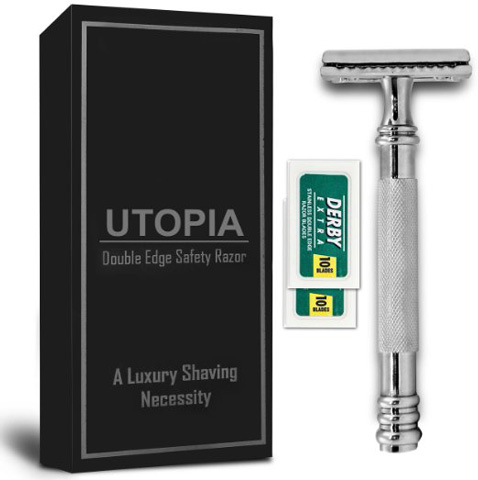 Utopia Double Edge Safety Razor Review