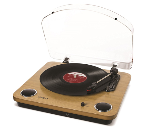 ION Audio Max LP 3-Speed Belt Drive Turntable Review