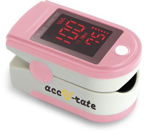Acc U Rate Pro Series Pulse Oximeter Review