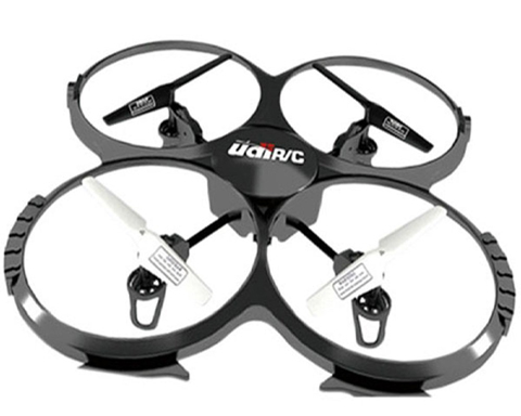 UDI U818A 2.4GHz 4 CH 6 Axis Gyro RC Quadcopter Review