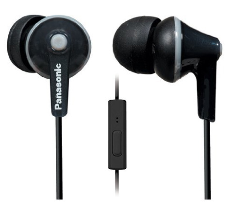 Panasonic ErgoFit Earbuds Headphones with Microphone Review