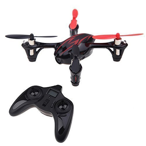 Hubsan X4 4 Channel 2.4GHz RC Quad Copter with Camera