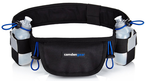 Hydration Running Belt by Camden Gear Review