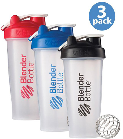 Sundesa Patented BlenderBottle Review
