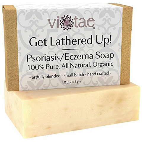 Certified Organic PSORIASIS-ECZEMA Soap Review
