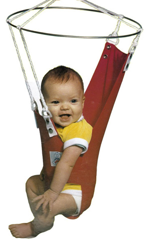 Merry Muscles Ergonomic Jumper Exerciser Baby Bouncer Review