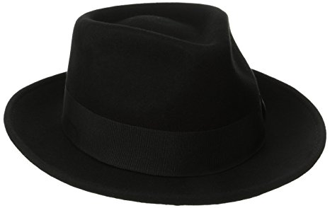 Scala Classico Men's Crushable Wool Felt Fedora Review