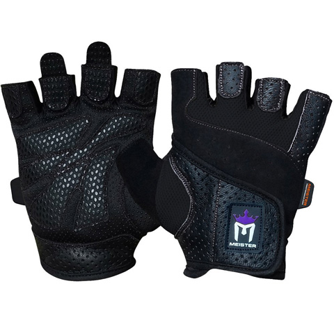 Meister Women's Fit Grip Weight Lifting Gloves Review