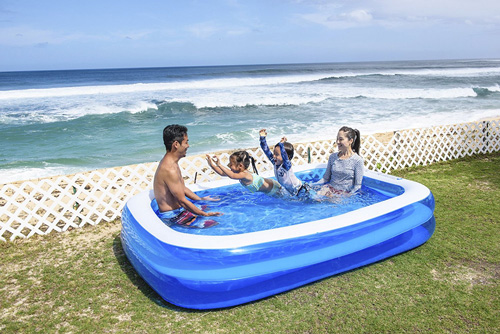 Jilong Rectangular Family Inflatable Pool Review