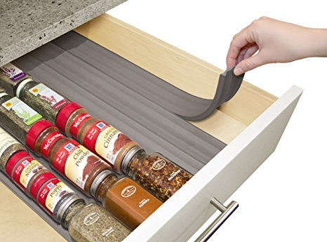 YouCopia SpiceLiner In Drawer Spice Organizer 6-Pack Review