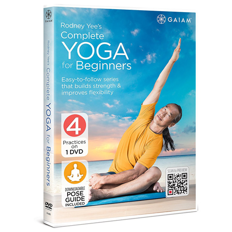 Rodney Yee's Complete Yoga DVD for Beginner Review