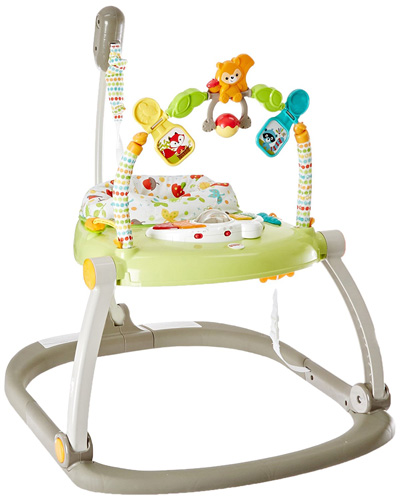 Fisher-Price Woodland Jumperoo Review