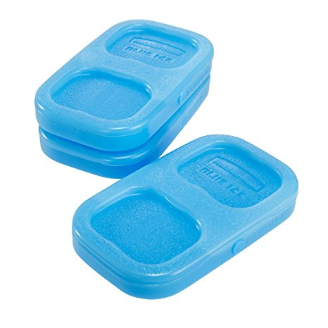 Rubbermaid LunchBlox BLUE ICE SMALL Ice Pack Review