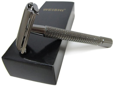 WEISHI Open Double Edge Safety Razor Review