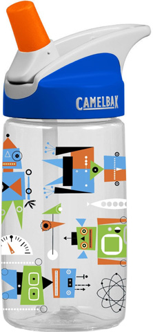 CamelBak eddy Kids water bottle Review