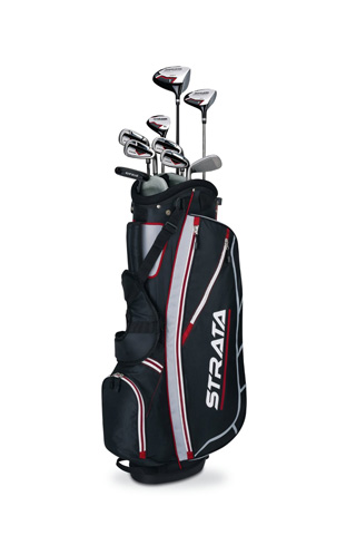 Men's Strata Complete Golf Club Set Review