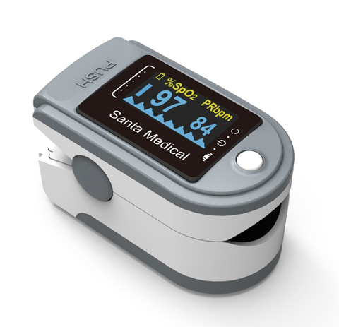 Santamedical Generation 2 Pulse Oximeter Review