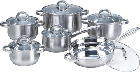 Heim Concept 12-piece Cookware set Review