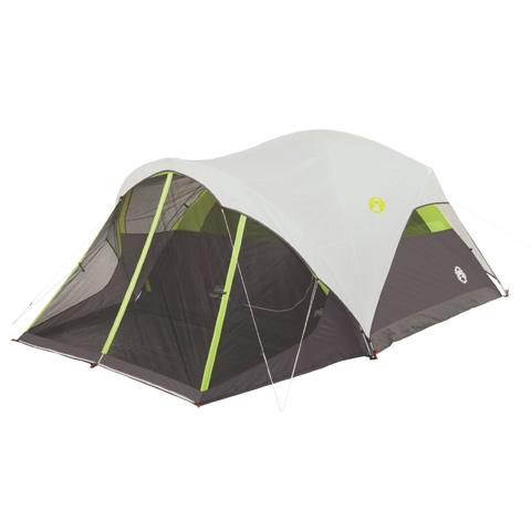 Coleman Steel Creek Fast Pitch Dome For 6 Person Tents Review