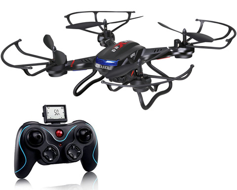 Holy Stone F181 RC Quadcopter Drone Review
