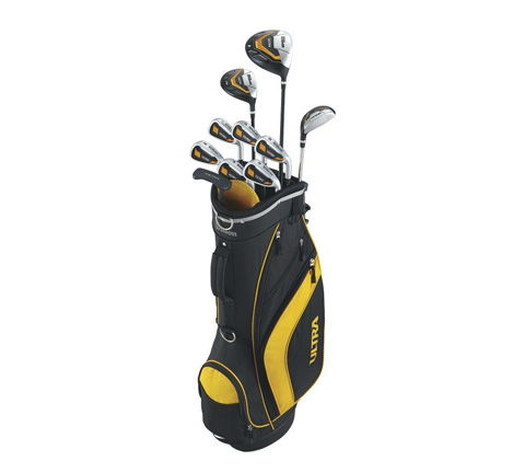 Wilson Men's Ultra Complete Package Golf Set Review