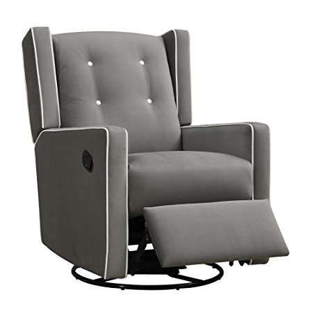 Baby Relax Mikayla Gliding Recliner Review