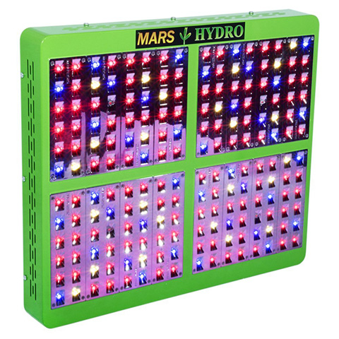 MarsHdyro Reflector192 Led Grow Light