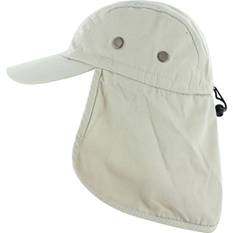 DealStock Fishing Cap with Ear and Neck Flap Cover Review