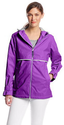 Charles River Apparel Women's New Englander Waterproof Rain Jacket Review