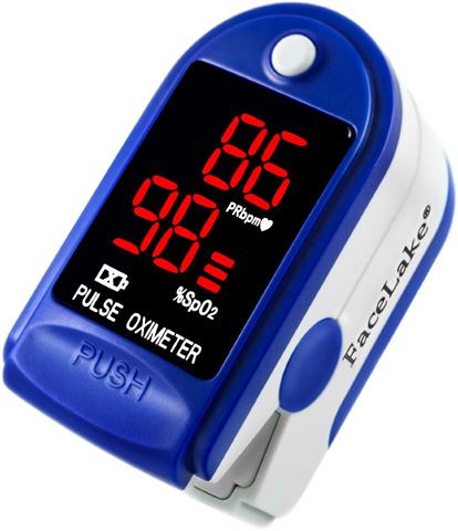 Facelake Fl400 Pulse Oximeter Review