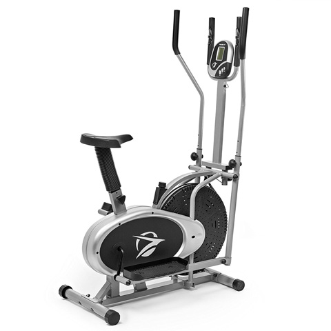 Plasma Fit Elliptical Machine Trainer 2 in 1 Review