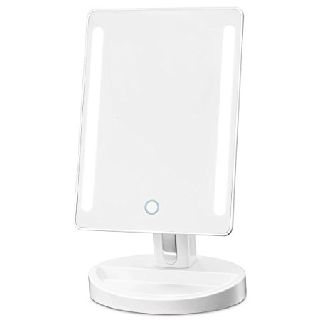Gotofine LED Lighted Vanity Mirror  with Adjustable Review