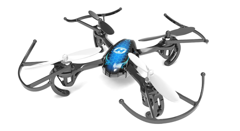 Holy Stone HS170 Predator Mini RC Helicopter Drone 2.4Ghz Review