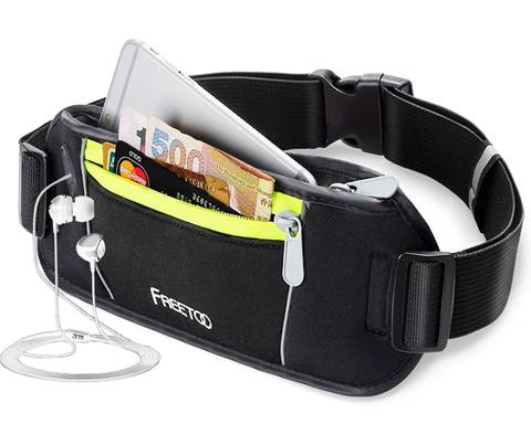 Freetoo Running Belt Workout Review