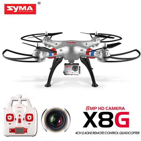 Syma X8g RC Quadcopter Review