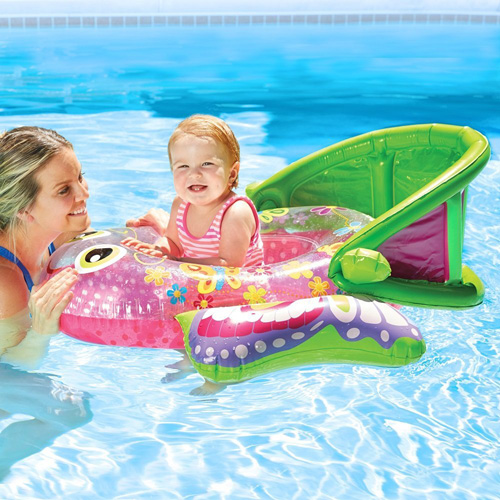 Aqua Leisure Bouncing Butterfly Baby Boat Review
