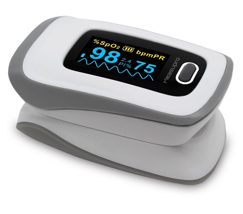 MeasuPro Instant Read Pulse Oximeter Review