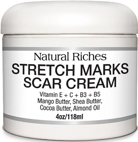 Natural Riches Best Stretch Marks and Scar Cream Review