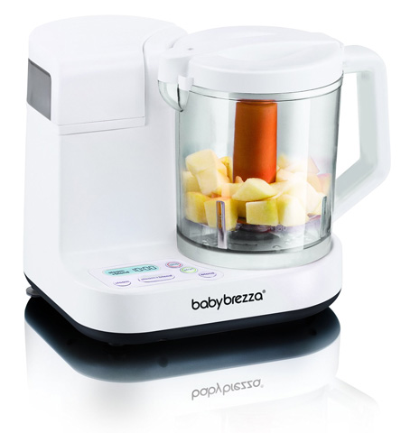 Baby Brezza Food Maker Review