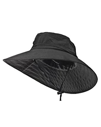 Sun Protection Zone Unisex Lightweight Adjustable Outdoor Booney Hat Review