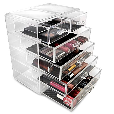 Sorbus Cosmetics Makeup and Jewelry Big Storage Case Review
