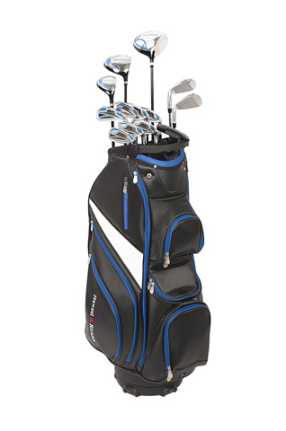 Men's Complete Golf Club Set 17 Piece Review